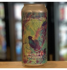 NEIPA Lamplighter ''Birds of a Feather'' NEIPA - Cambridge, MA