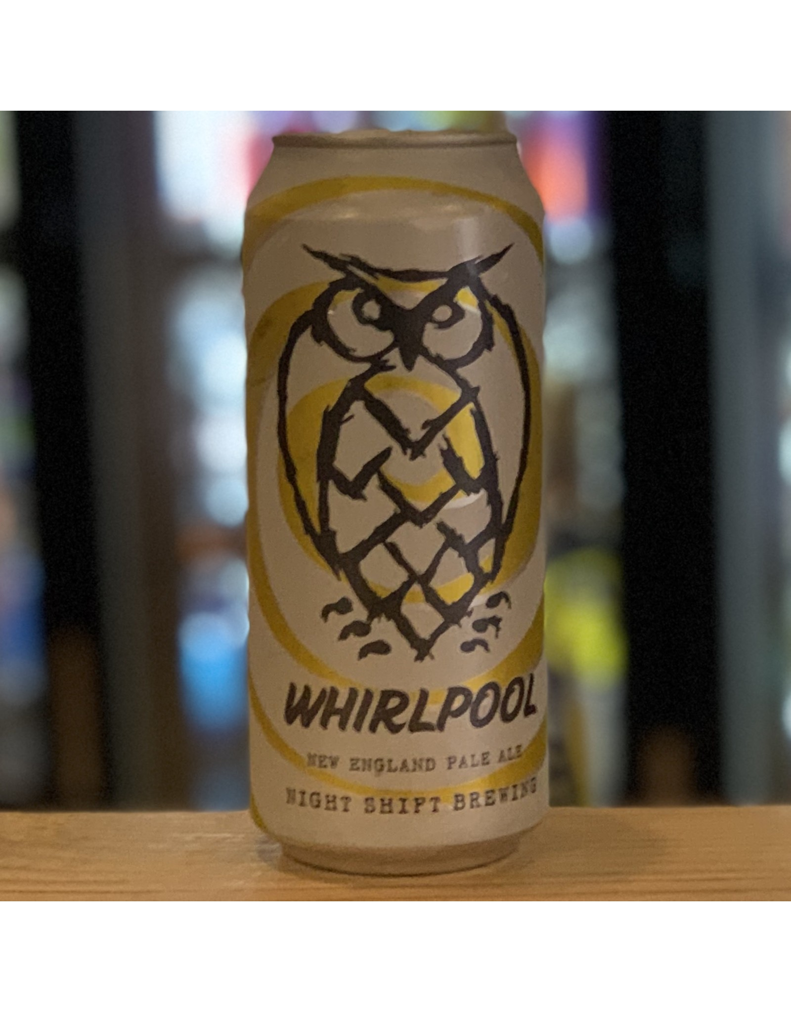 Pale Ale Night Shift ''Whirlpool'' Pale Ale - Everett, MA