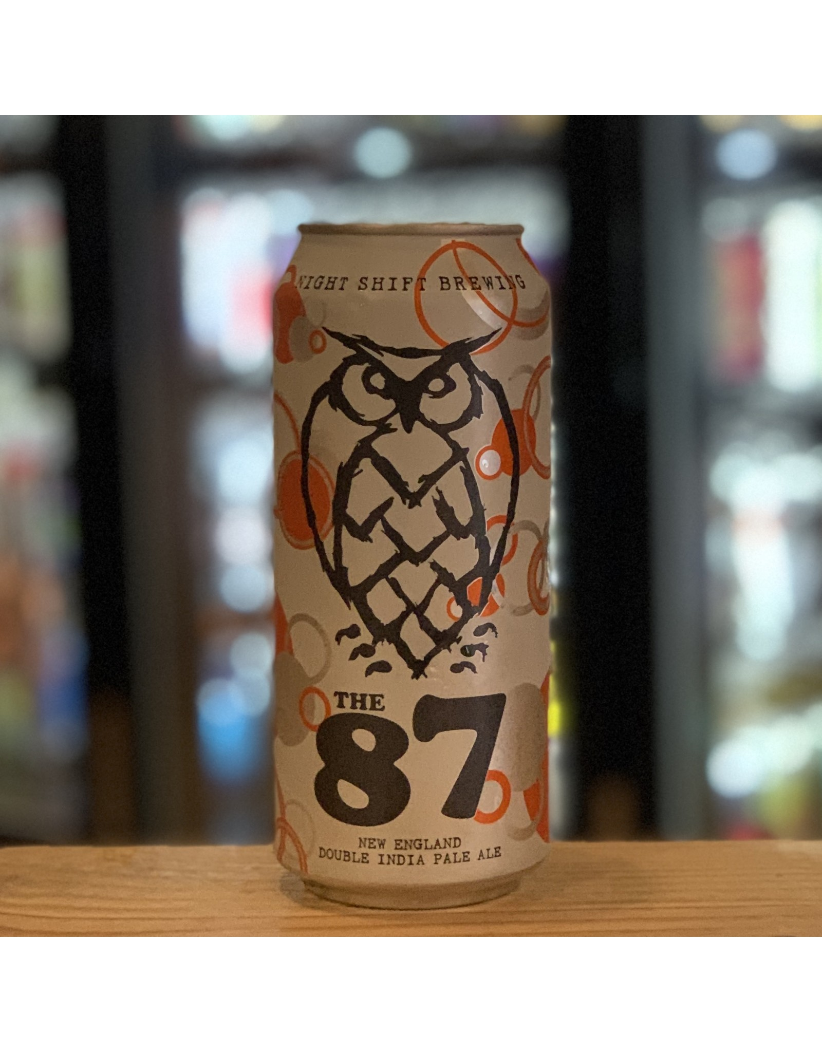 DIPA Night Shift ''The 87'' DIPA - Everett, MA