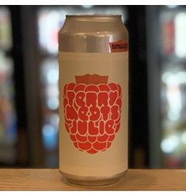 Sour Singlecut Beersmiths ''Terry Meets Julie'' Sour Ale w/Raspberries - Queens, NY