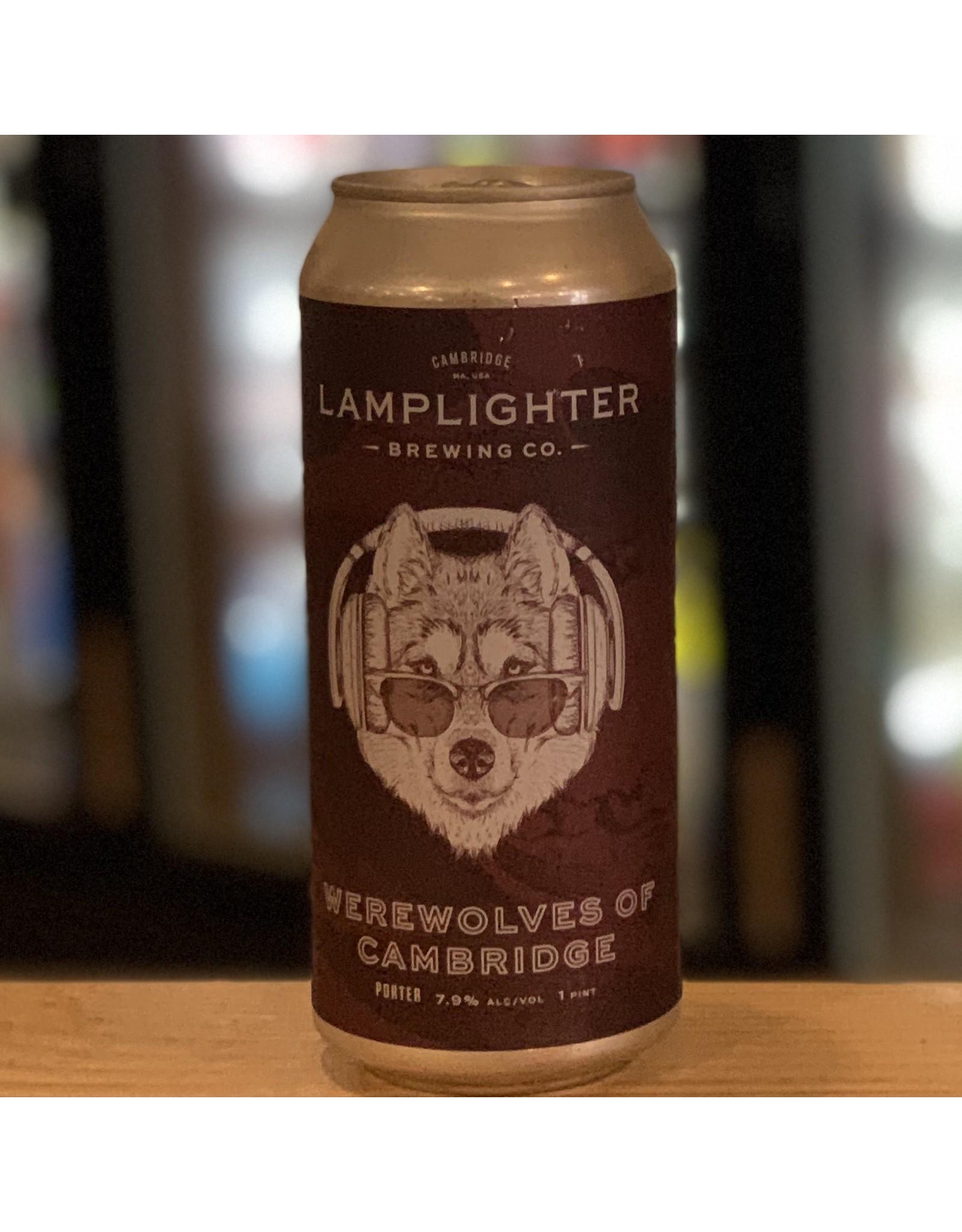 "Porter Lamplighter ""Werewolves of Cambridge"" Porter -  Cambridge, MA"