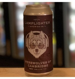 "Porter Lamplighter ""Werewolves of Cambridge"" Porter -  Cambridge, MA"