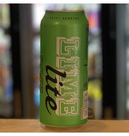 "Lager Night Shift ""Lime Lite"" Lager w/Lime 16oz Can - Everett, MA"