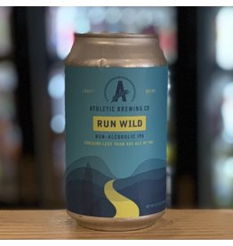 IPA Athletic Brewing Co ''Run Wild'' Non-Alchoholic IPA 6-pack - Stratford, CT