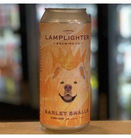 """Lager Lamplighter Brewing """"Barley Smalls"""" Vienna-Style Lager - Cambridge, MA"""