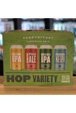 12-Pack Newburyport IPA Variety 12pk Cans