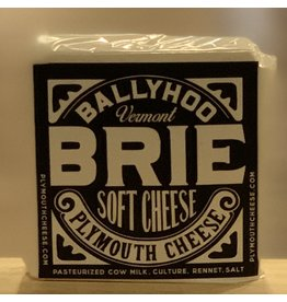 "Cheese Plymouth Artisan Cheese Co ""Ballyhoo"" Brie 8oz - Plymouth, Vermont"