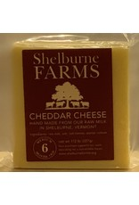 Cheese Shelburne Farms Cheddar Cheese 6 month - Shelburne, Vermont