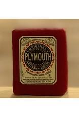 Cheese Plymouth Artisan Cheese Original Red Wax - Vermont 8oz