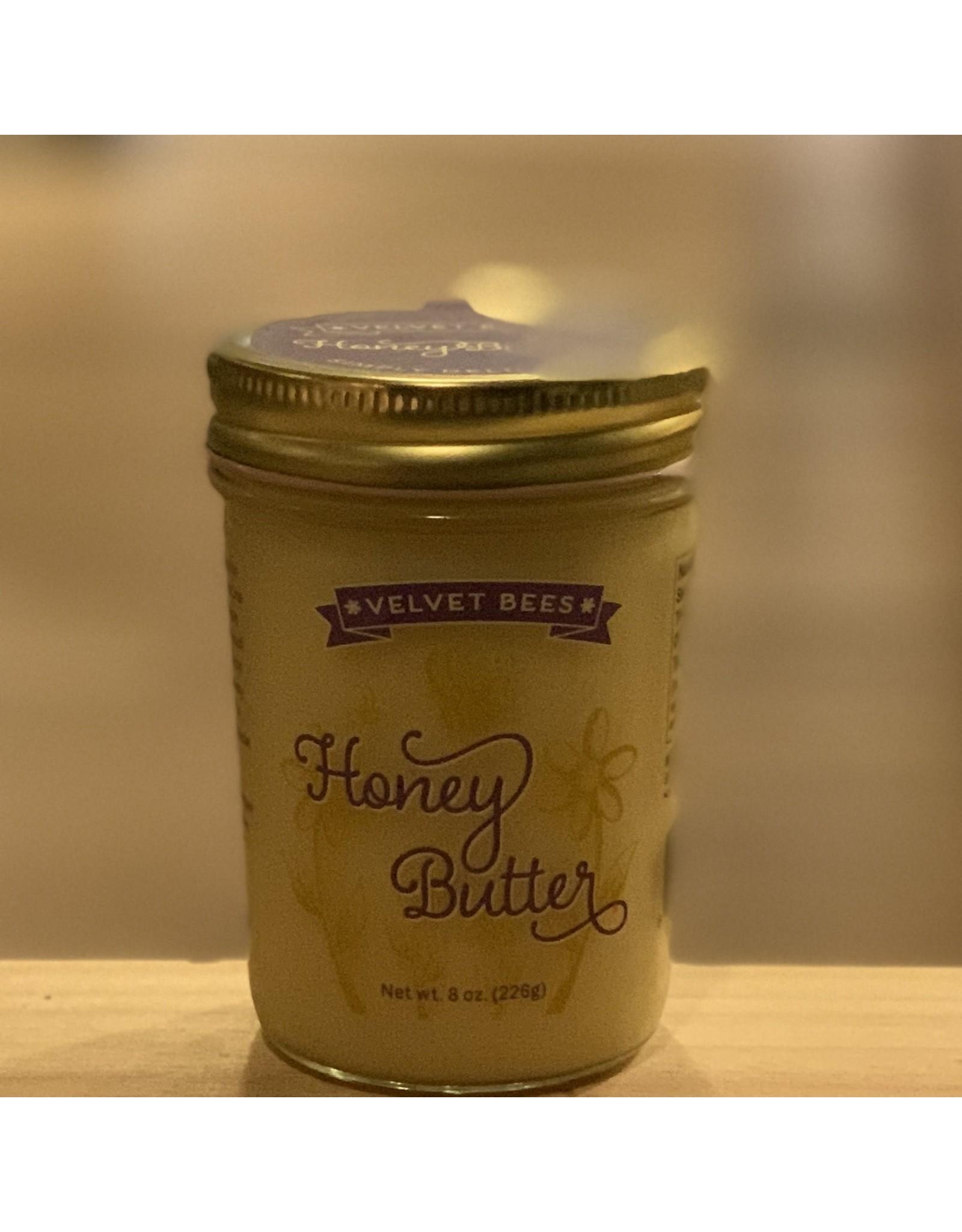 Spread Velvet Bees Honey Butter 8oz