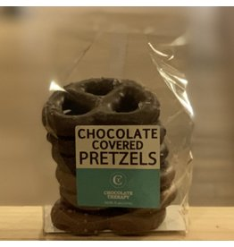 Chocolate Chocolate Therapy Chocolate Covered Pretzels