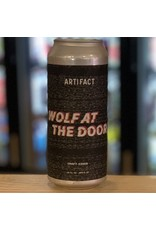 "Cider Artifact Cider ""Wolf At The Door"" Cider - Florence, MA"