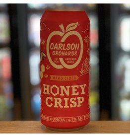 Cider Carlson Orchards ''Honey Crisp'' Hard Cider - Harvard, MA