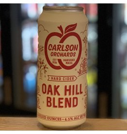 "Cider Carlson Orchards ""Oak Hill Blend"" CIder - Harvard, MA"
