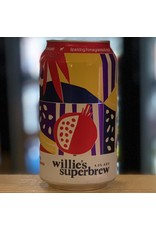 Hard Seltzer Willie's Superbrew Hard Seltzer w/Pomegranate & Acai