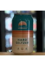 Hard Seltzer Peak Organic Brewing ''Highball'' Hard Seltzer w/Grapefruit and Hibiscus