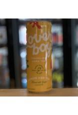 Hard Seltzer Loverboy Sparkling Black Hard Tea w/Lemon and Ginger 340ml CAN - New York, NY