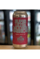 IPA Common Roots ''Super Ultra Modern American'' DDH IPA - Bronx, New York
