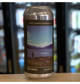 "IPA Mast Landing Brewing Co ""Out Here"" DDH IPA - Westbrook, ME"