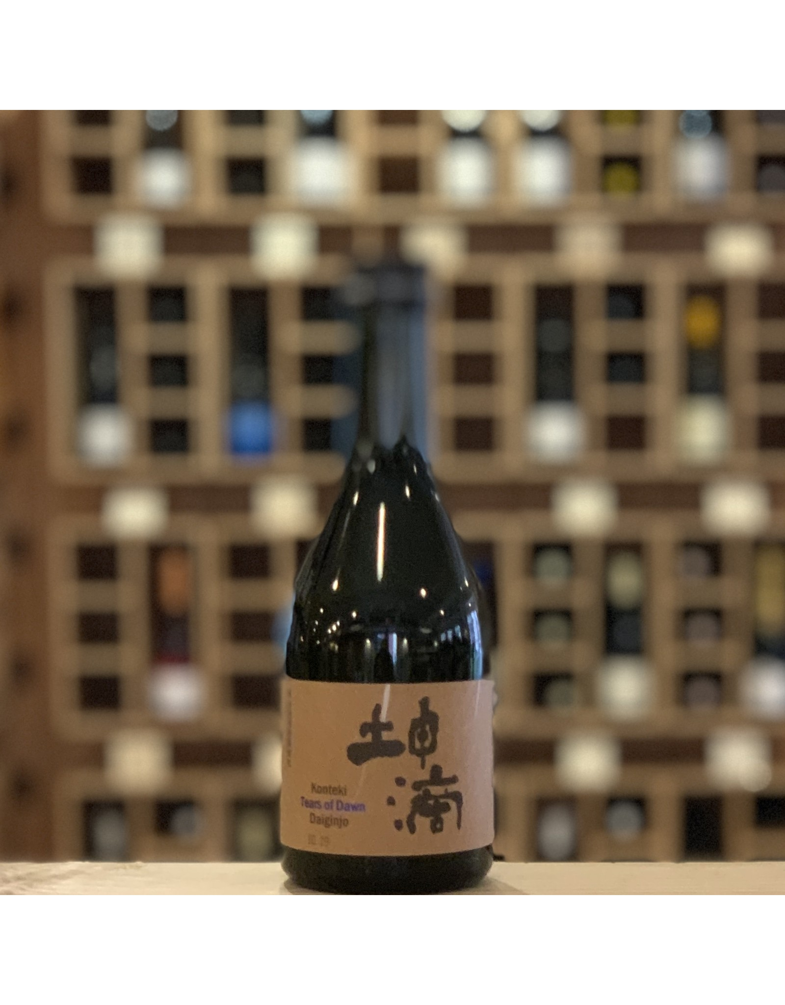 "Konteki ""Tears of Dawn"" Daiginjo 300ml - Kyoto, Japan"