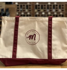 Mayhew Wine Shop Mayhew Canvas Boat Tote Bag
