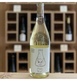 Napa Valley Kivelstadt Cellars ''KC Labs'' Yountville Pinot Blanc 2019 -  Napa Valley, CA