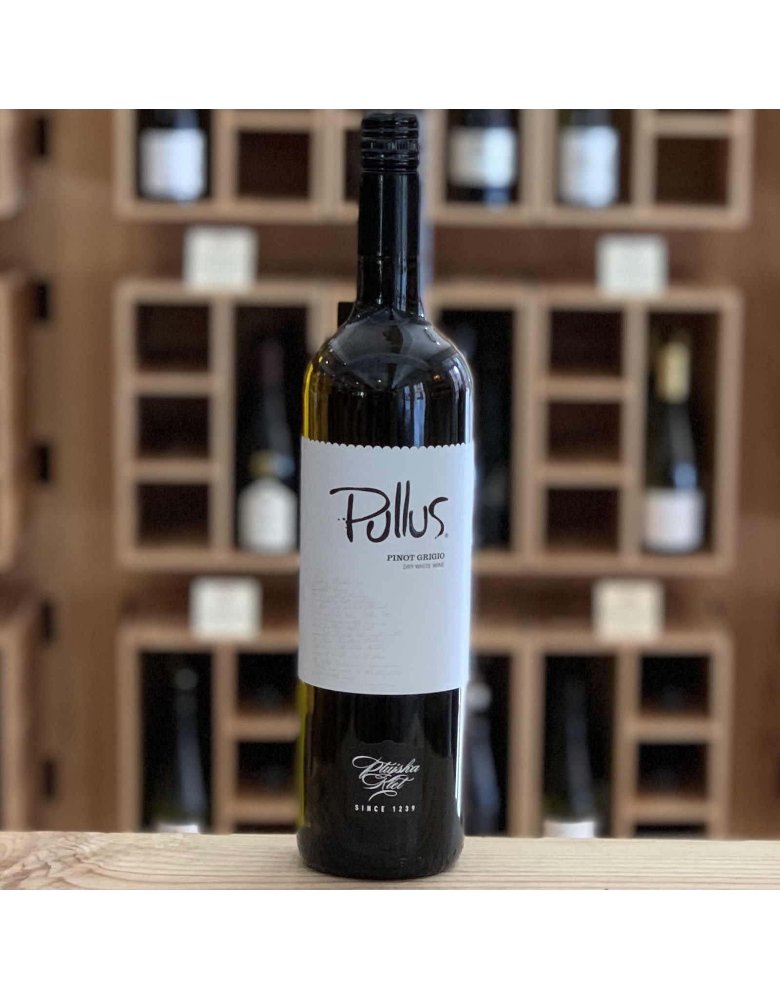 Slovenia Pullus Pinot Grigio 2019- Podravje, Slovenia