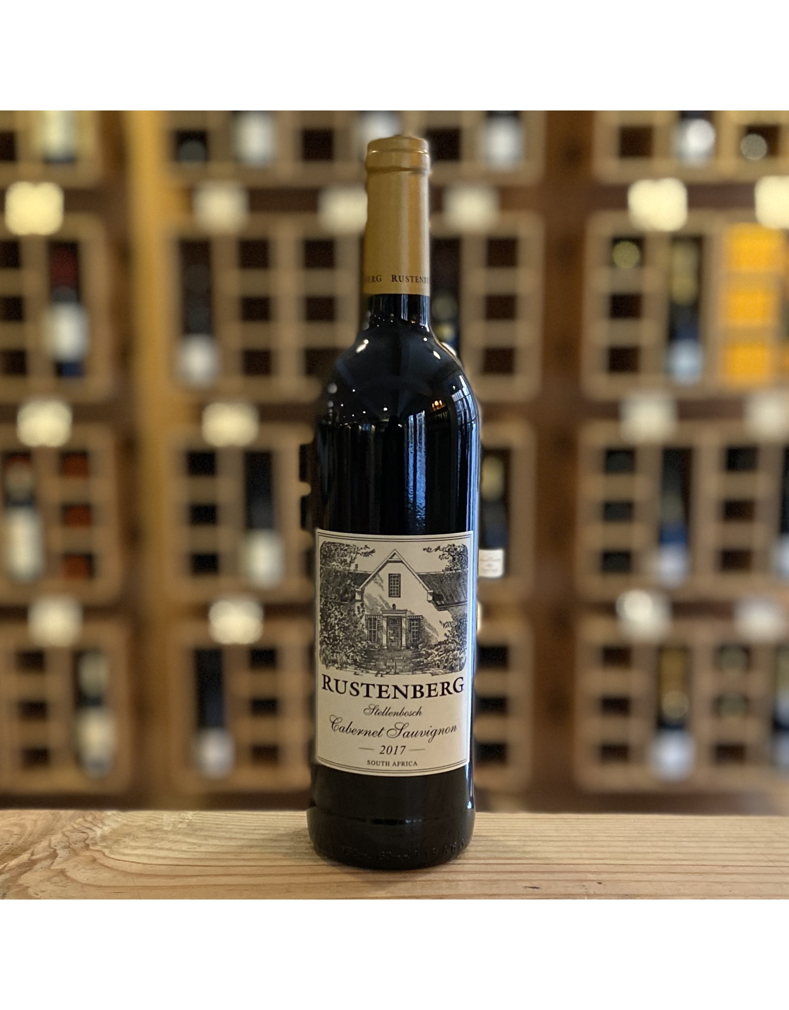 South Africa Rustenberg Winery Cabernet Sauvignon 2017 - Stellenbosch, South Africa