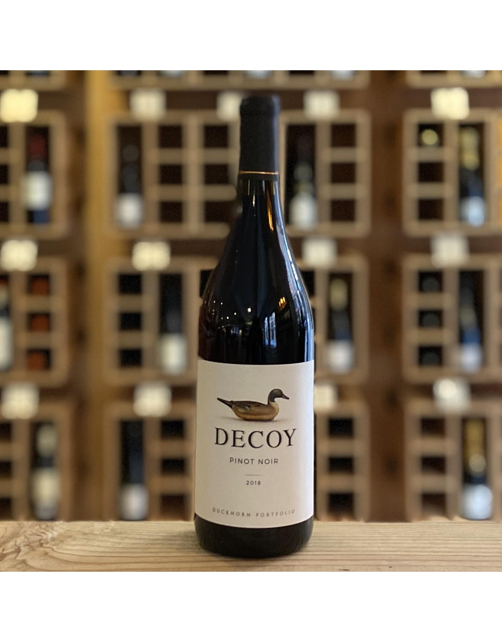 California Duckhorn Vineyards ''Decoy'' Pinot Noir 2018 - Sonoma County, CA