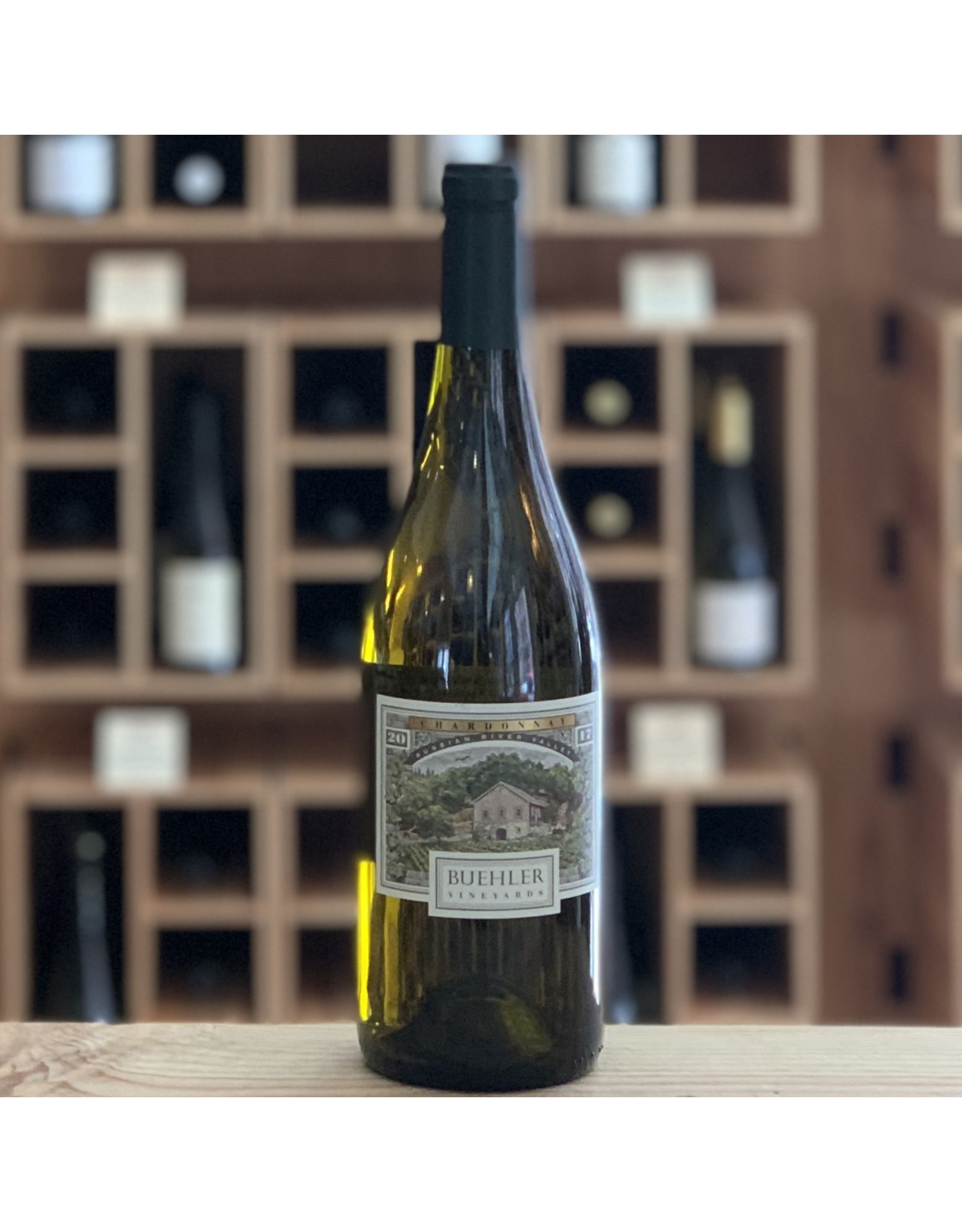 California Buehler Chardonnay 2017 - Russian River Valley, CA