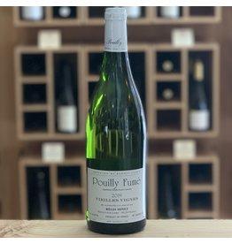 Loire Valley Regis Minet ''Vielles Vignes'' Pouilly Fume 2019 - Loire Valley, France