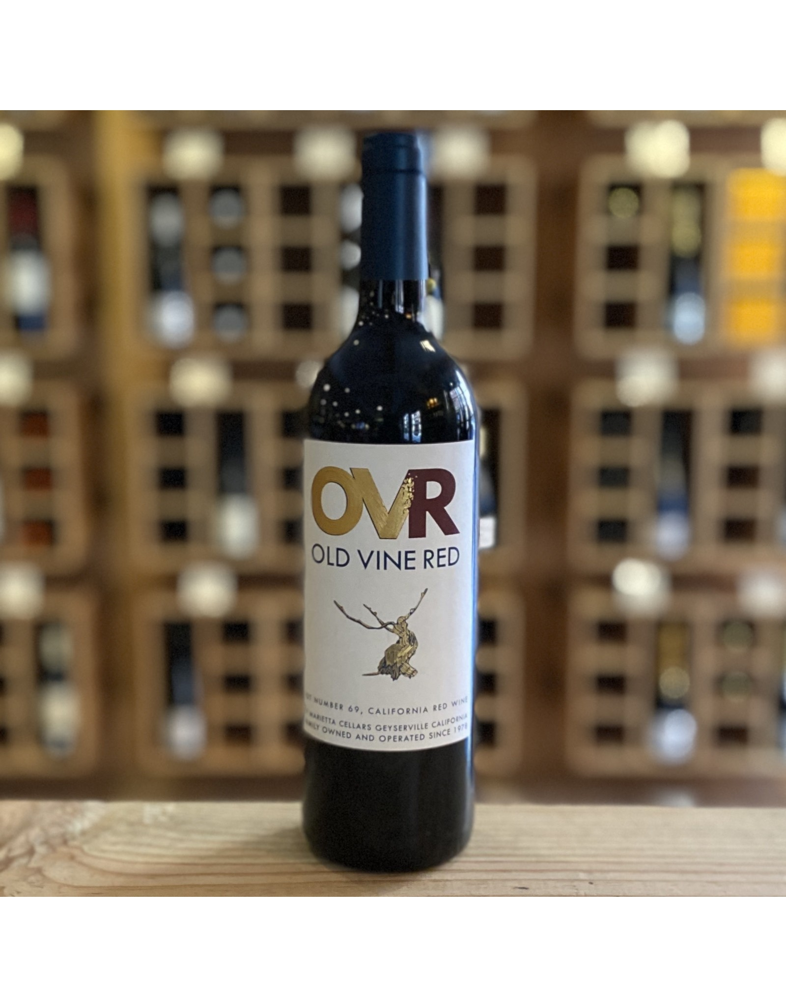 California Marietta Cellars ''Old Vine Red'' Lot 69 Red Blend - Sonoma County CA