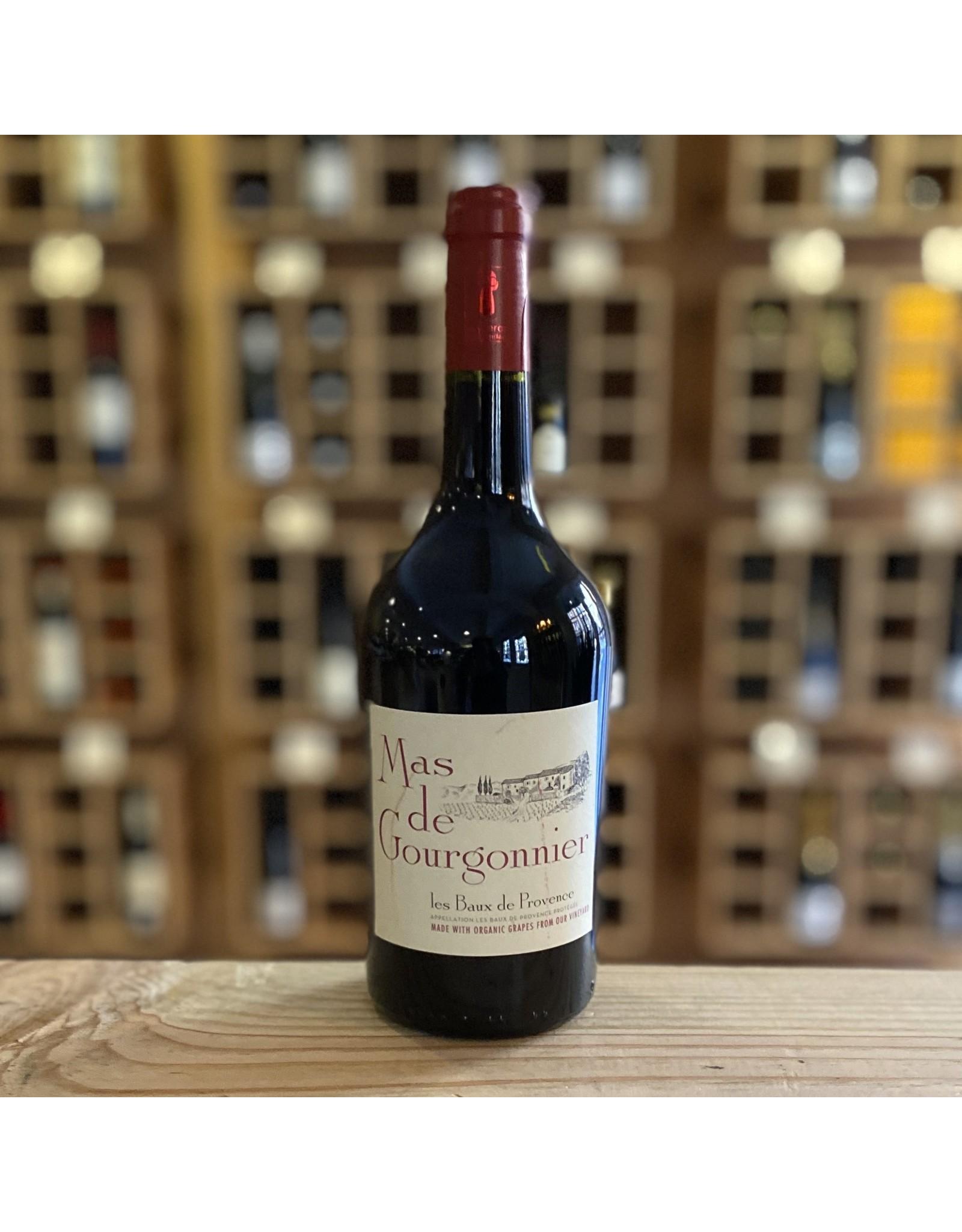 Provence Mas de Gourgonnier Baux de Provence Rouge 2018 - Provence, FR