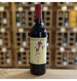 Tuscany Villa Pillo Toscana Rosso ''Cingalino'' Rosso 2018 - Toscany, Italy