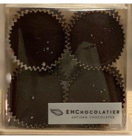Chocolate EHChocolatier Caramelized Peanut Butter Cups - Cambridge, MA