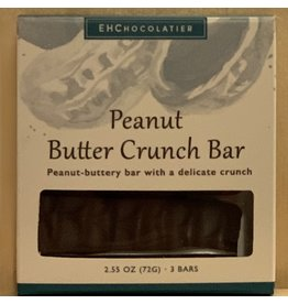 Chocolate EHChocolatier Peanut Butter Crunch Bar - Cambridge, MA