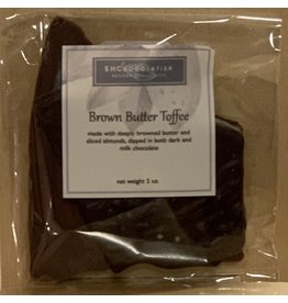 Chocolate EHChocolatier Brown Butter Toffee Snack - Cambridge, MA