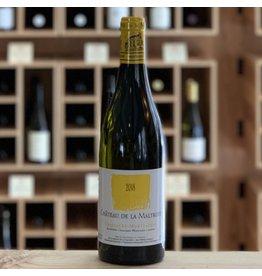 Burgundy Chateau de la Maltroye Chassagne-Montrachet Blanc 2018 - Burgundy, France