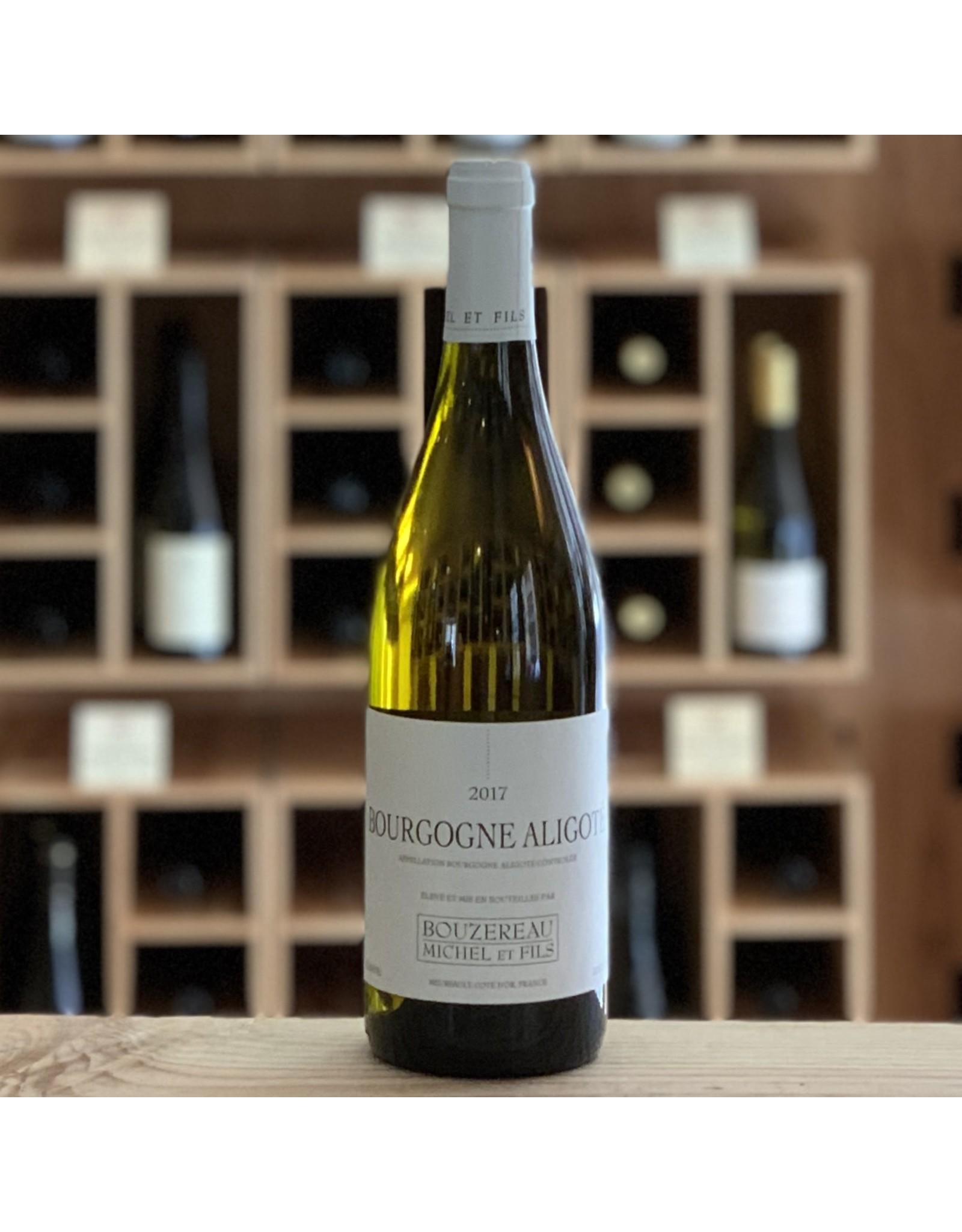 Burgundy Michel Bouzereau et Fils Bourgogne Aligote 2017 - Burgundy, France
