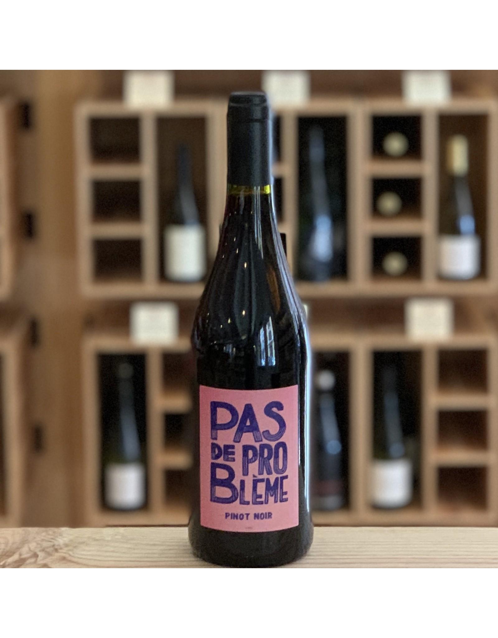 Languedoc-Roussillon Pas De Probleme Pinot Noir 2019 - Languedoc-Roussillon, France