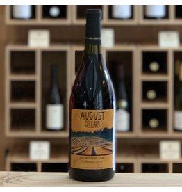 Oregon August Cellars Pinot Noir  2015 - Willamette Valley, Oregon