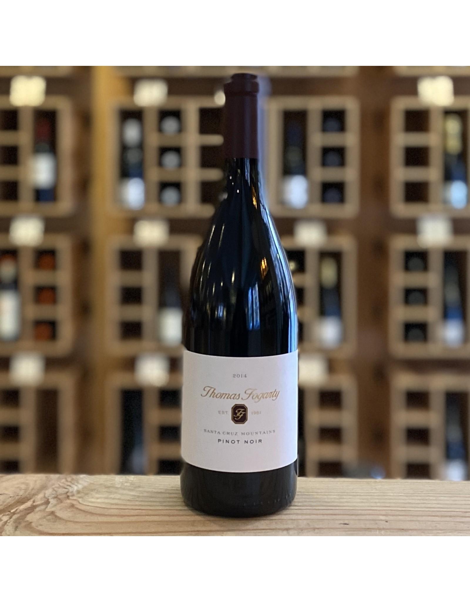 California Thomas Fogarty Pinot Noir 2014 - Santa Cruz Mountains, CA