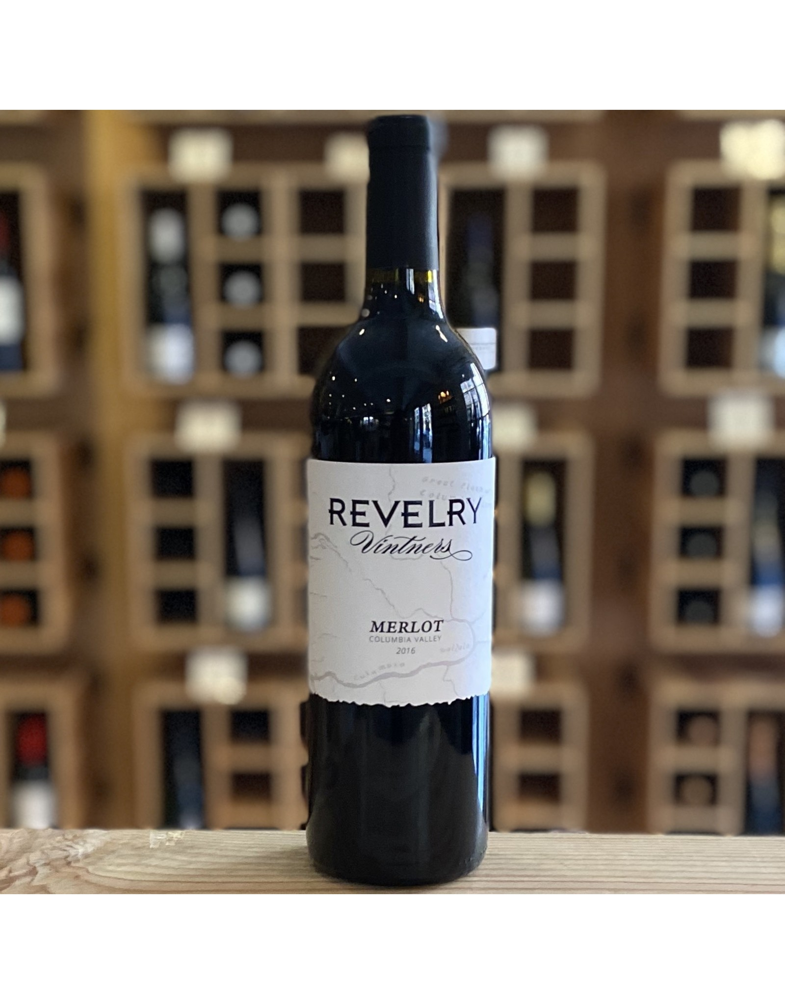 Washington Revelry Vintners Merlot 2017 - Columbia Valley, Washington