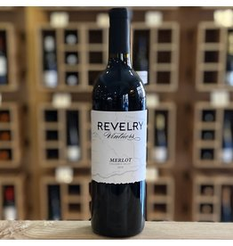 Washington Revelry Merlot 2018 - Columbia Valley, Washington