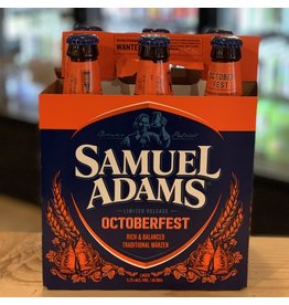 "Lager Sam Adams ""Oktoberfest"" Lager 6-Pack - Boston, MA"