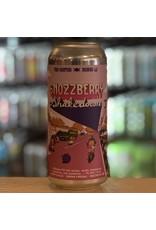 "IPA Four Quarters Brewing ""Snozzberry Shakedown"" Milkshake IPA w/Strawberry, Raspberry and Blueberry - Winooski, VT"