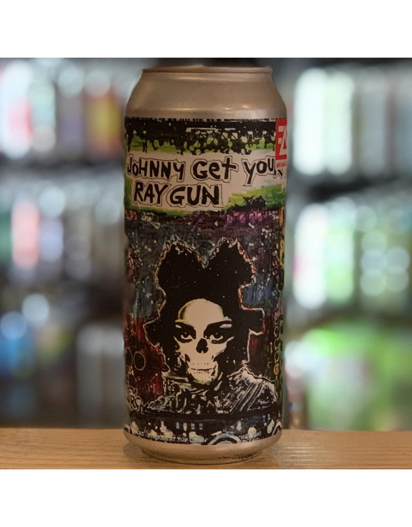 NEIPA FAB Fermentation Arts ''Johnny Get Your Ray Gun'' DDH NEIPA - Dorchester, MA