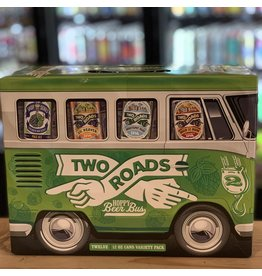12-Pack Two Roads ''Beer Bus'' Variety 12-Pack - Stratford, CT
