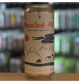 "Hard Seltzer Halyard Brewing Co ""Mountain-Aid"" Black Current Ginger Beer - South Burlington, Vermont"