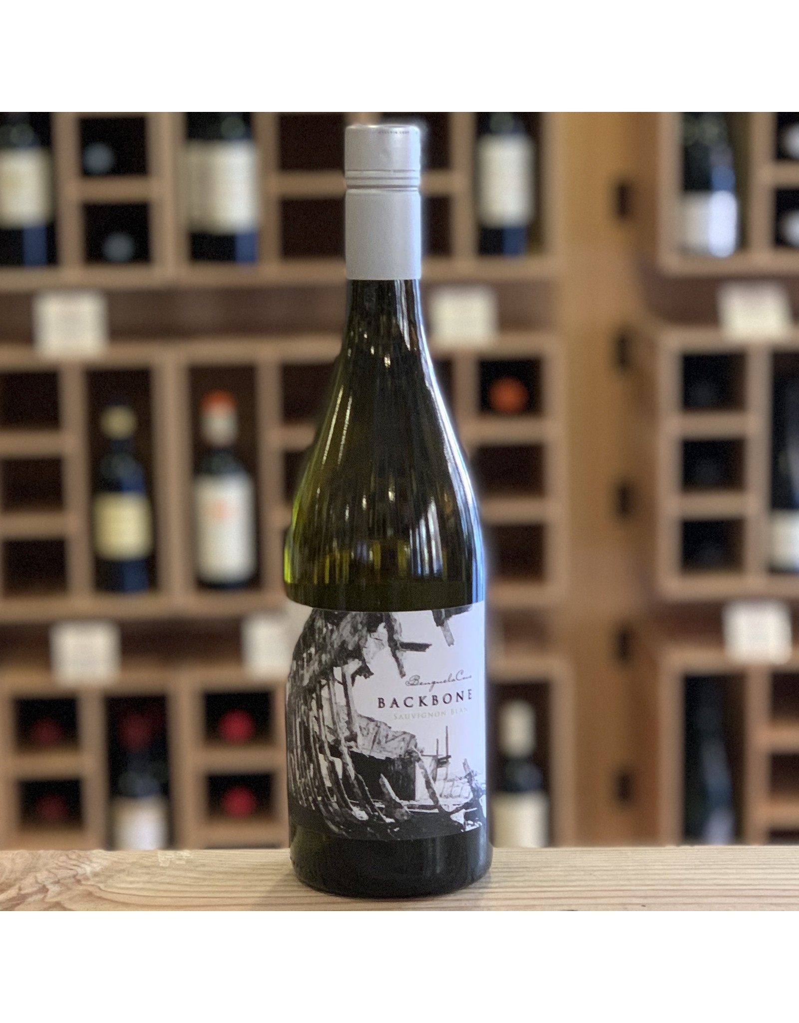 "South Africa Benguela Cove ""Backbone"" Sauvignon Blanc 2019 - Walker Bay, South Africa"